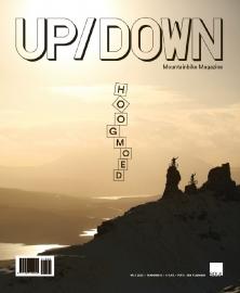 Up/Down mountainbike magazine nr 3 2015
