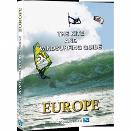 Kite & Windsurf Guide Europe Nieuw!