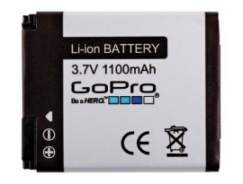 Go Pro Rechargeable Battery