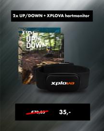 UP/DOWN Cadeaupakket - Xplova HS5