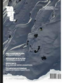 Taste snowboard magazine cadeau abonnement cheque
