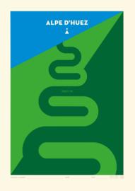 Klassieke beklimmingen Alpe D'Huez