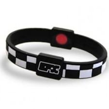EFX balance armband Sport zwart/wit checker