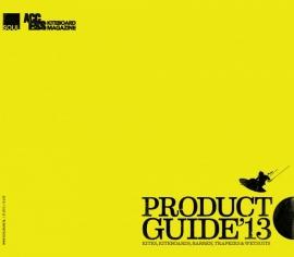 Access kiteboard magazine nr 1 2013 Productguide