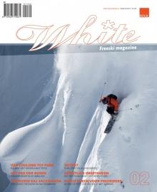 White freeski magazine nr 2 2011