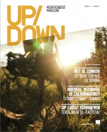 Up/Down mountainbike magazine nr 3 2011