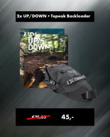 UP/DOWN Cadeaupakket - Topeak Backloader