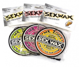 Sex Wax Car Freshner