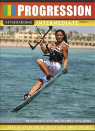 Progression Kiteboarding Intermediate vol.1 (instructiefilm)