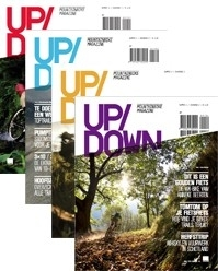 Up/Down mountainbike magazine jaargang 2011