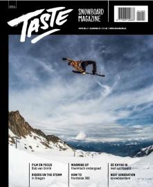 Taste snowboard magazine nr 2 2014