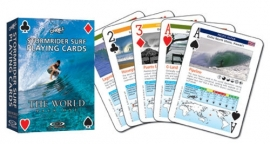 Stormrider Surf Playing Cards The World