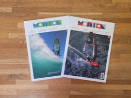 Motion windsurf magazine - bundel 2020