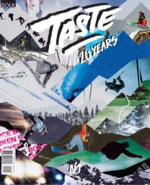 Taste snowboard magazine nr 1 2018