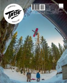 Taste snowboard magazine nr 2 2016