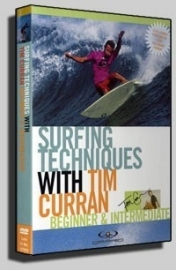 Surfing Techniques with Tim Curran. Beginner & Intermediate.