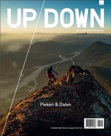 Up/Down mountainbike magazine nr 1 2016