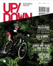 Up/Down mountainbike magazine nr 1 2011