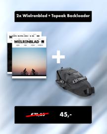 WIELRENBLAD Cadeaupakket - Topeak Backloader