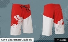 North Kiteboarding Graze Boardshort
