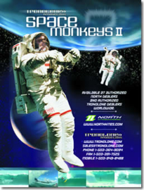 Space Monkeys II The Classic