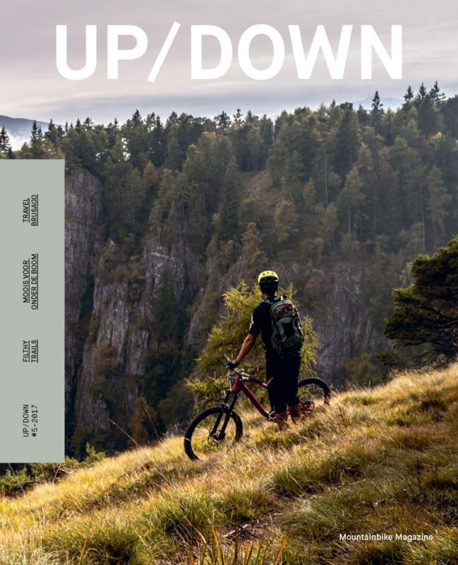 Up / Down mountainbike magazine nr 5 2017