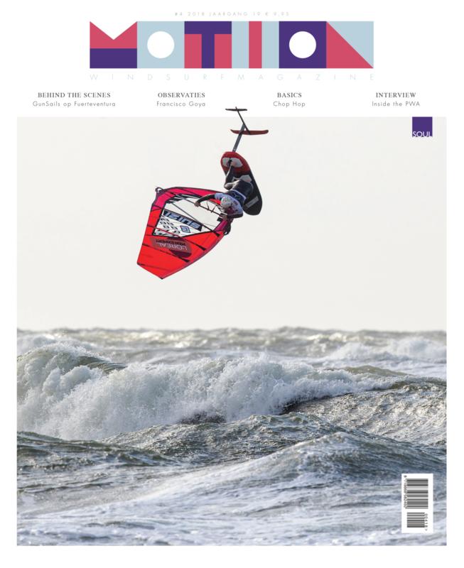 Motion windsurf magazine nr 4 2018