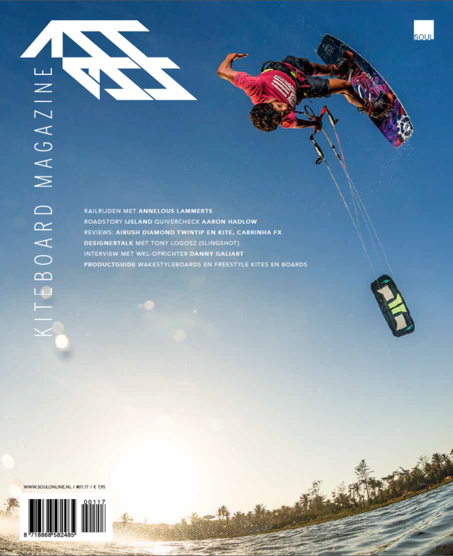 Access kiteboard magazine nr 1 2017