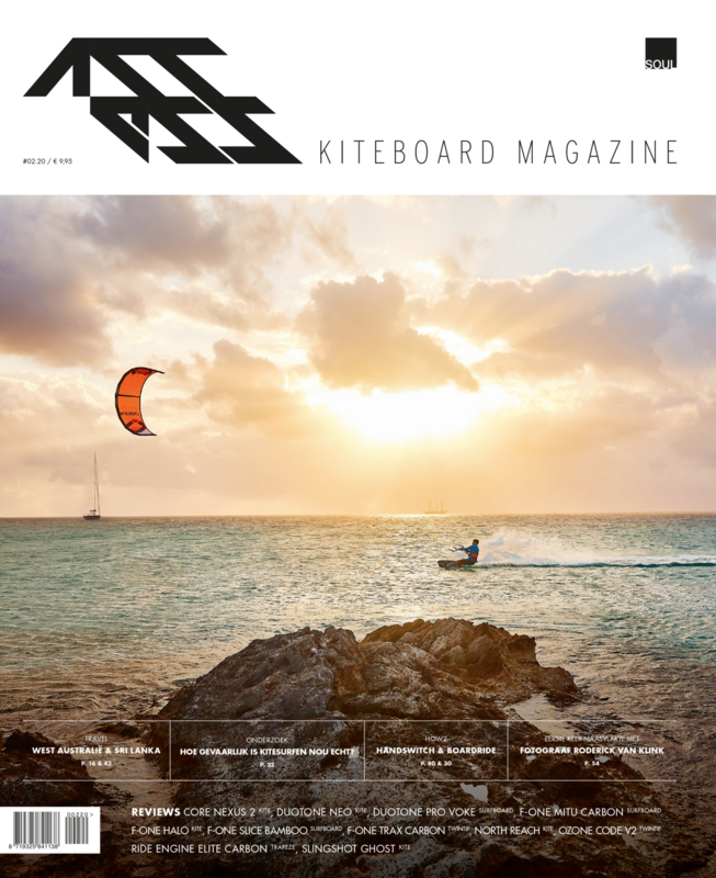 Access kiteboard magazine #2 2020