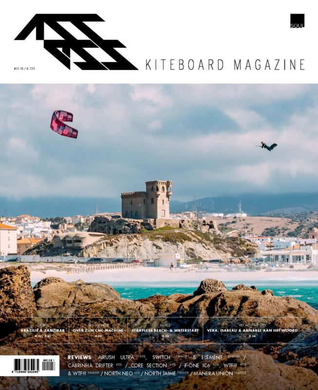 Access kiteboard magazine nr 1 2018