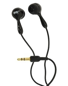 Overboard 100% waterproof in-ear headphones
