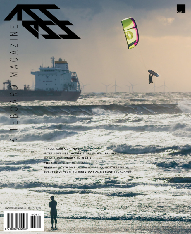 Access kiteboard magazine nr 4 2017