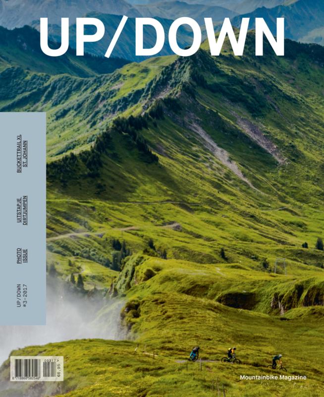 Up / Down mountainbike magazine nr 3 2017