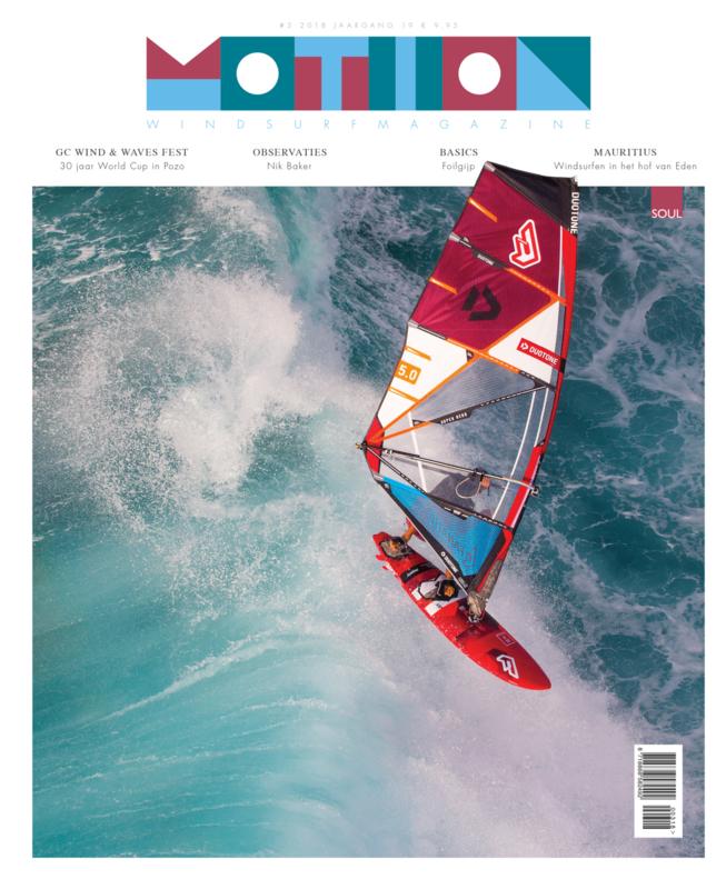 Motion windsurf magazine nr 3 2018
