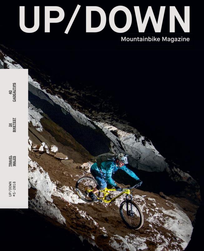 Up / Down mountainbike magazine nr 5 2018