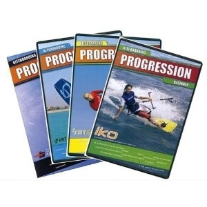 Progression Learn to Kiteboard The Serie