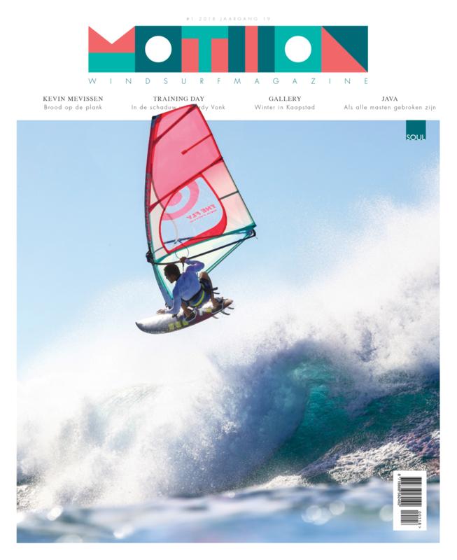 Motion windsurf magazine nr 1 2018