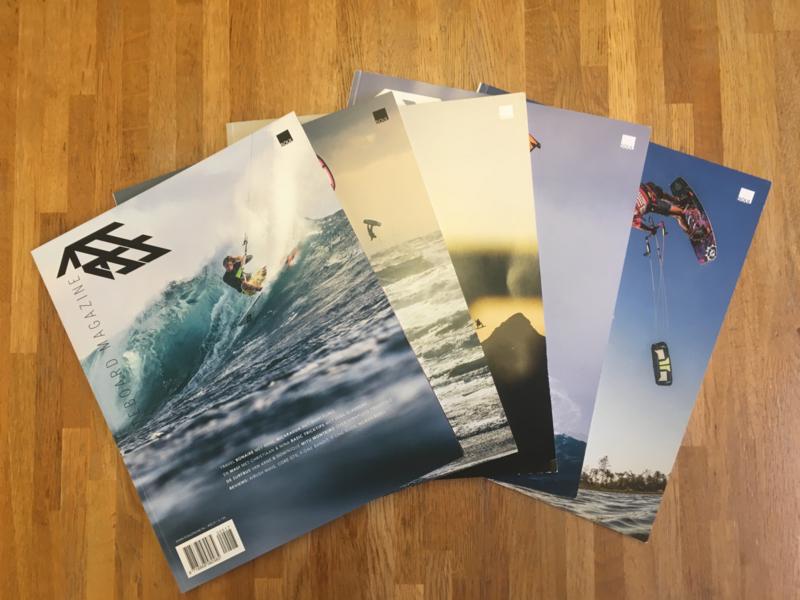 Access kiteboard magazine jaargang 2017