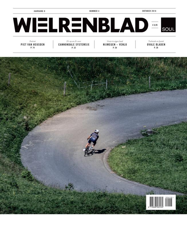 Wielrenblad nr 4 2018