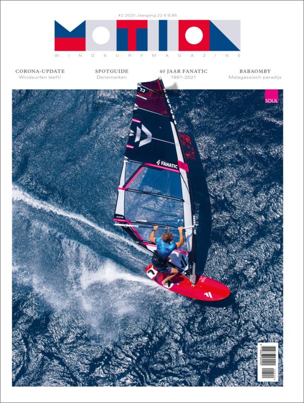 Motion windsurf magazine #2 2020