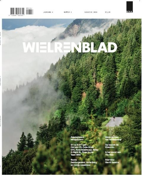 Wielrenblad nr 3 2016