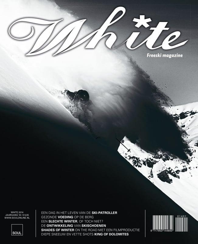 White freeski magazine 2014