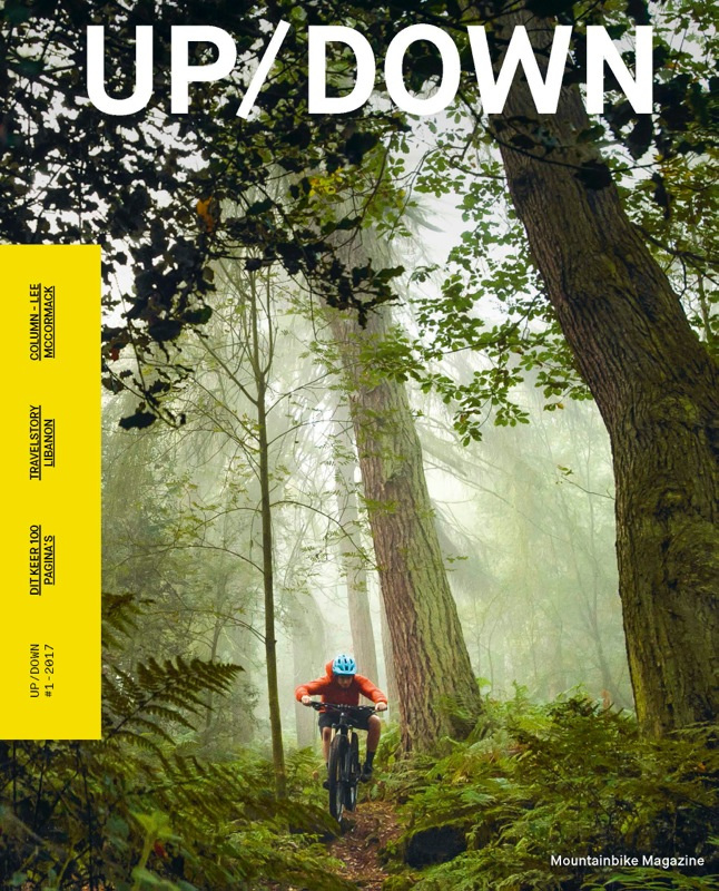 Up / Down mountainbike magazine nr 1 2017