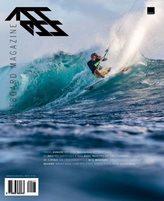 Access kiteboard magazine nr 5 2017