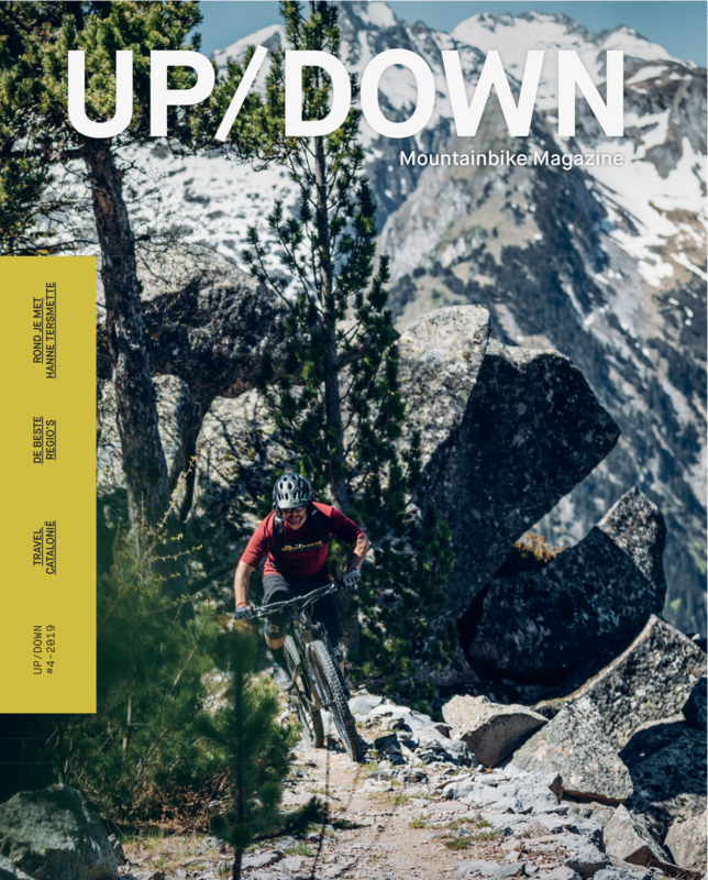 Up / Down mountainbike magazine nr 4 2019