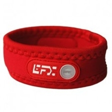 EFX balance armband neopreen rood