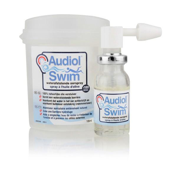 Audiol Swim oorspray