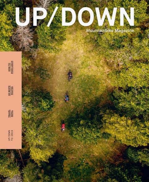 Up / Down mountainbike magazine nr 3 2019
