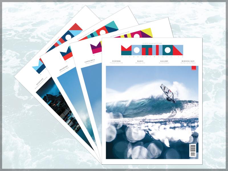 Motion windsurf magazine jaargang 2019