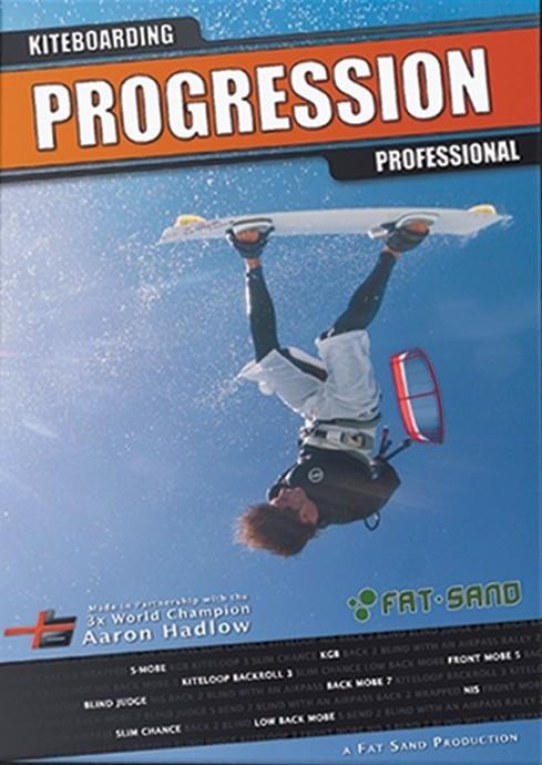 Progression Kiteboarding Professional (instructiefilm)